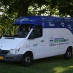 Verhuiswagen Mondial Movers, Verhuiswagen, Materiaalwagen