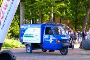 Mondial Speciale verhuiswagen Vespa APE