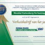 Mondial Kattenberg Award