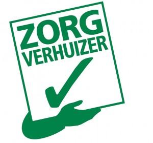 Zorgverhuizer logo