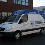Kleine verhuiswagen Mondial movers, Verhuiswagen