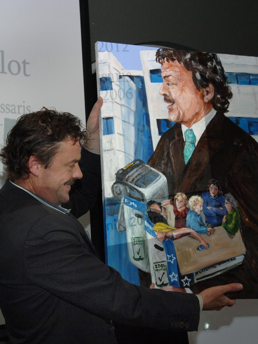 Rokus Vlot Neemt Afscheid Als President Commissaris Mondial Movers