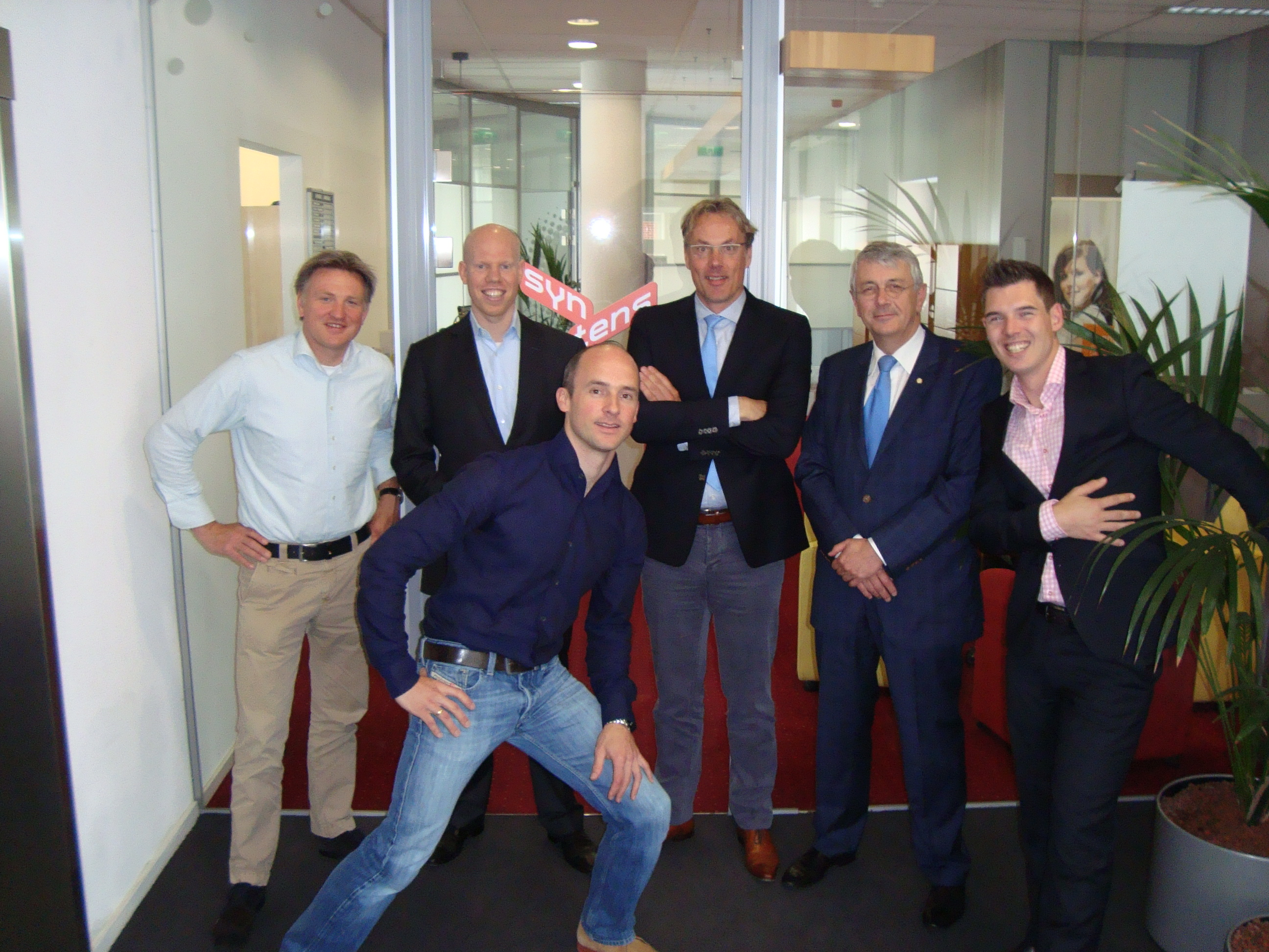 Mondial Movers - Syntens Powerconsult