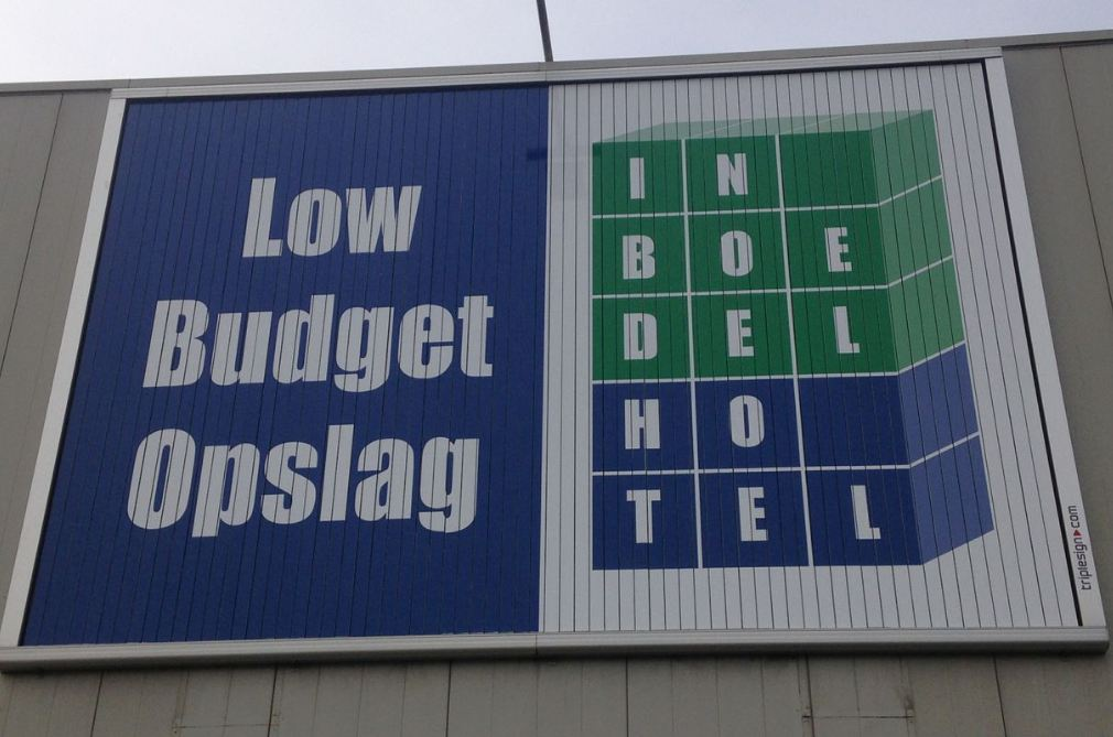Self Storage Inboedelhotel Mondial Movers