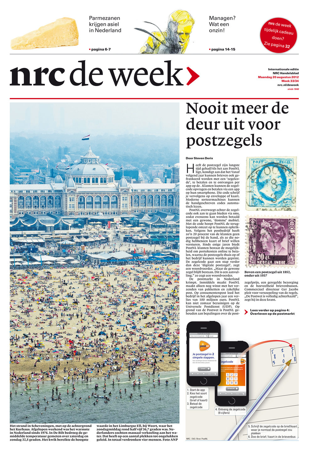 NRC De Week en Mondial Movers