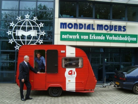 Mondial Movers bedrijfspand en the story of cool