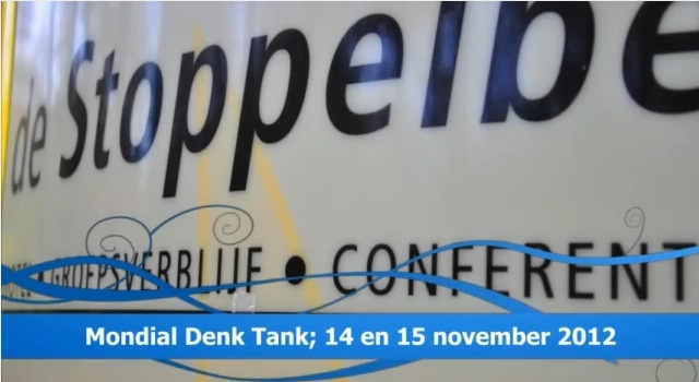 Denk tank workshop voor Mondial Movers