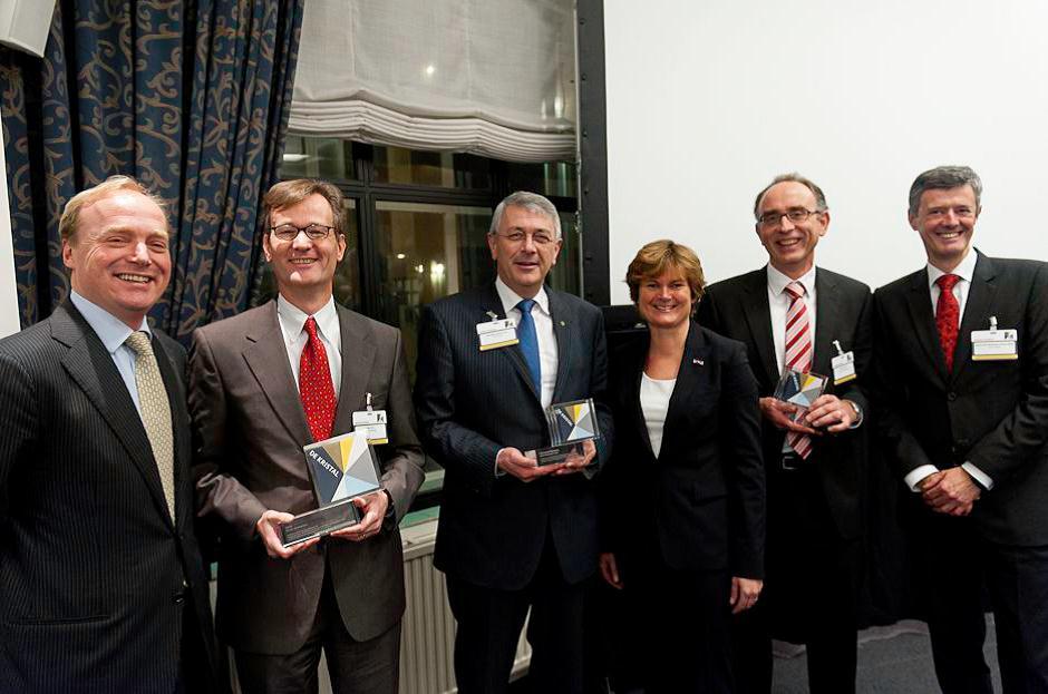 Mondial Movers Beste MKB-bedrijf 2011