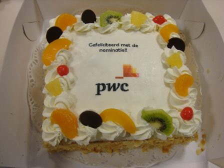 PWC feliciteert Mondial Movers met de high growth award