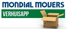 VerhuisApp Mondial Movers digitaal uw verhuizing aanvragen