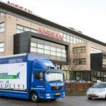 Mondial Aad de Wit verhuiswagen, verhuiwagen